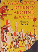 Photo: A Vagabond Journey Around The World.  Harry A. Franck (author), Garden City, 1930.