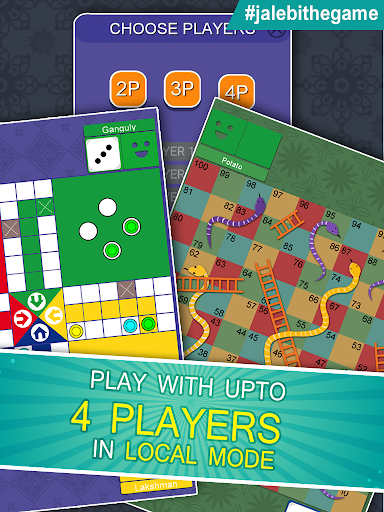 Jalebi - A Desi Adda With Ludo Snakes & Ladders 5.6.5 Screenshots 3