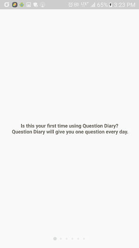 Questions Diary:One self-reflection question. 1.8.0 screenshots 4