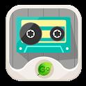 GO Keyboard Voice Changer icon