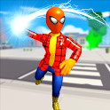 Mad Spiderhero GunZ - Battle Royale shooting games icon