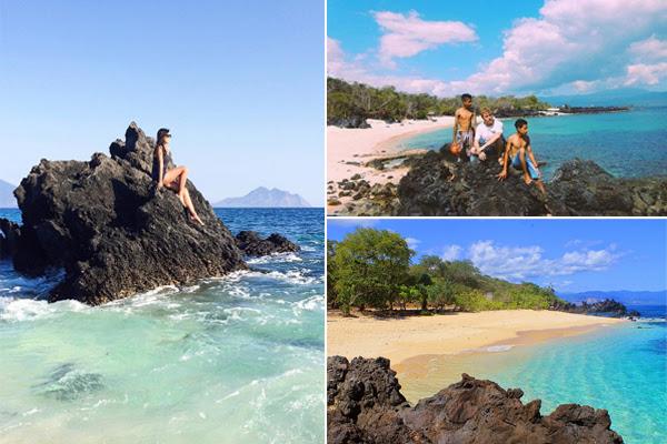 Pantai Watotena, Adonara, Flores