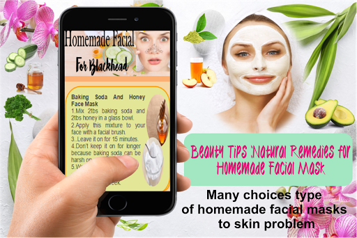 Beauty Tipsnatural Remedies Homemade Facial Mask Download Apk Free For Android Apktume Com