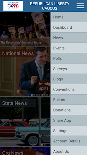 Republican Liberty Caucus- screenshot thumbnail