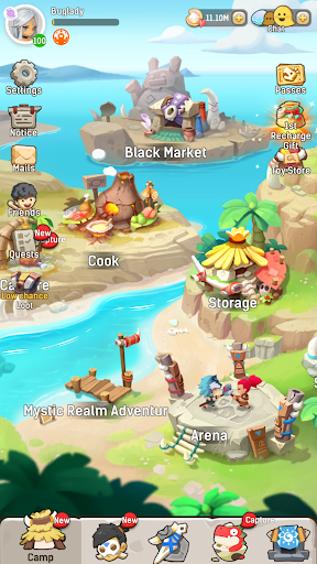 Code Triche Ulala: Idle Adventure APK MOD (Astuce) screenshots 1