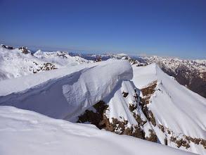 Photo: Arrivo alla cima del M.Cabianca 2601m.