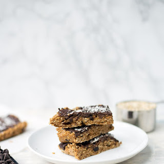 The Best Peanut Butter Chocolate Oatmeal Bars Recipe