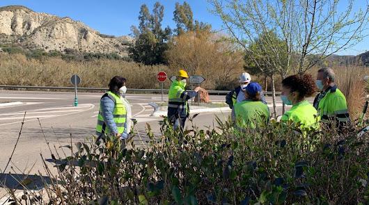 Actuaciones para modernizar cinco municipios de la Alpujarra