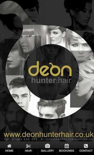 Deon Hunter Hair