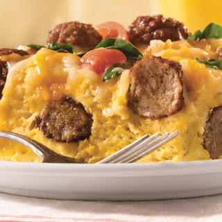 10 Best Sausage Egg Cheese Casserole Without Bread Recipes