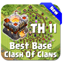 Best Base Maps COC TH11 icon