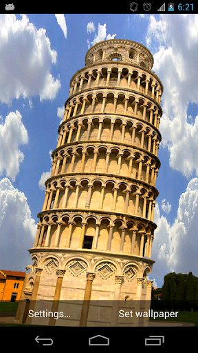 Tower Pisa Italy Free LWP