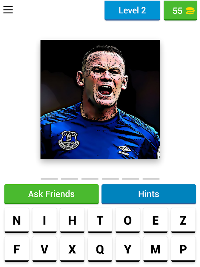 Guess The Football Player - #1 Sport Quiz ⚽ Android 7