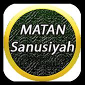 Matan Sanusiyah & Terjemah