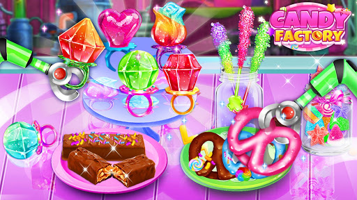 Candy Maker Factory for PC