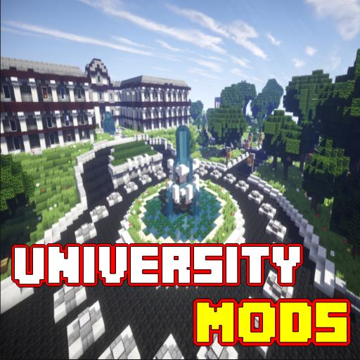 School University Mod MCPE