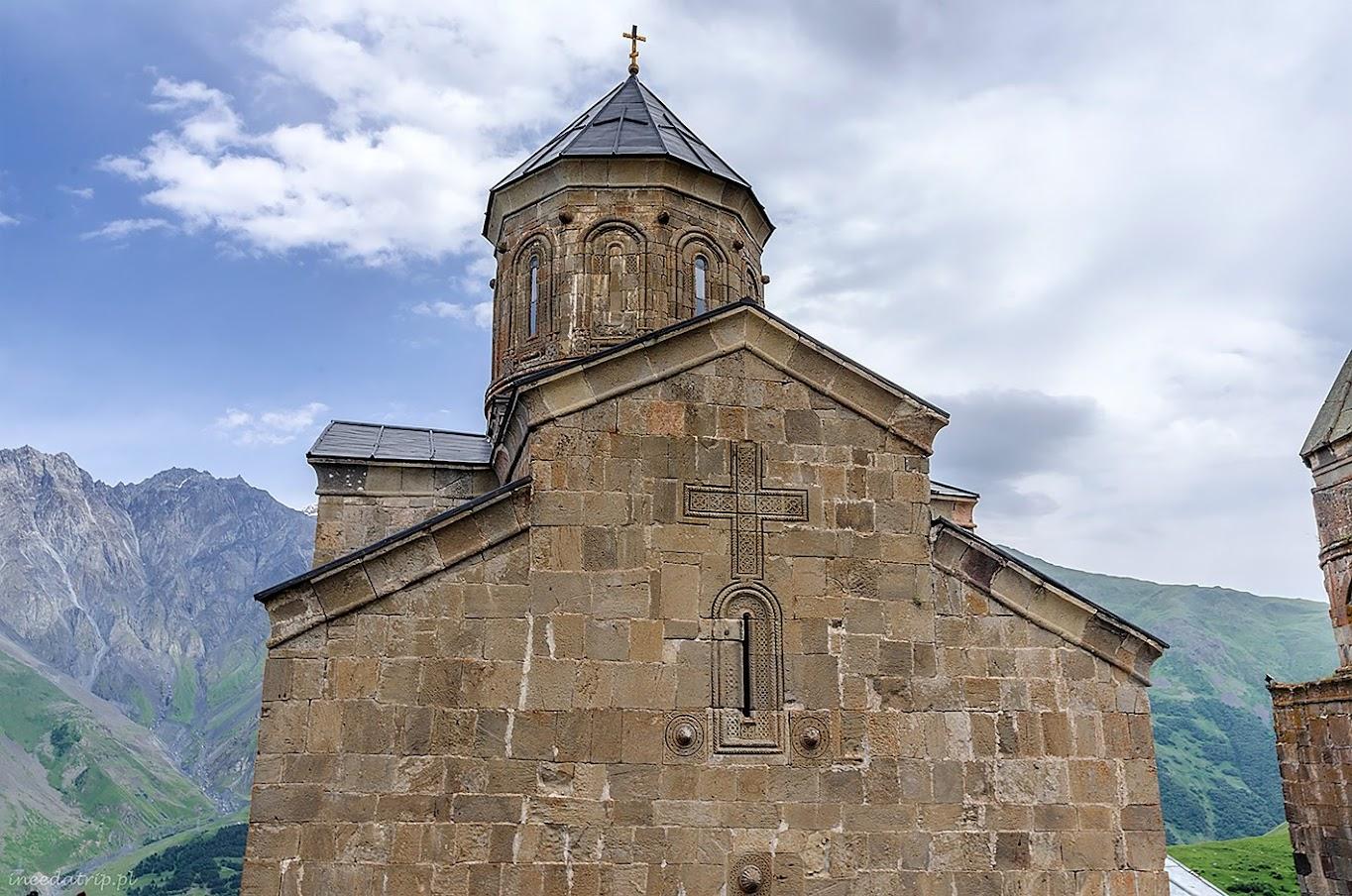 Cerkiew Cminda Sameba pod wezwaniem Trójcy Świętej