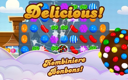 Candy Crush Saga – Miniaturansicht des Screenshots