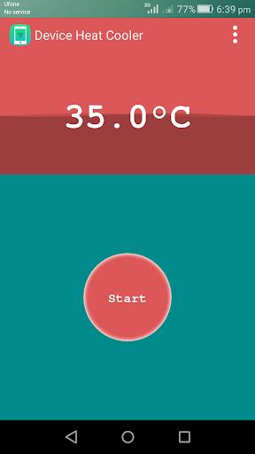 熱マスター:Coolifyデバイス