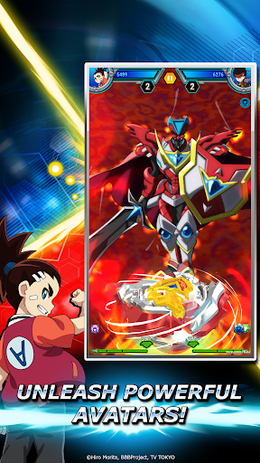 Beyblade Burst Rivals 2.4.1 screenshots 1