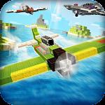 Blockworld War Racer 3D Icon