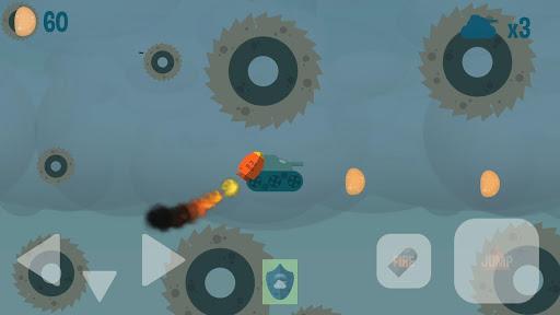 Potatoes Tank - Stars of Vikis android2mod screenshots 5