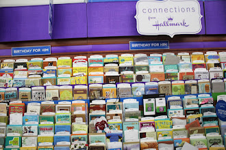 Photo: Finally the Birthday For Him section so we can start looking for a card for Uncle Bubba!