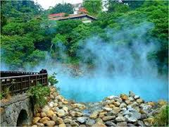 Taiwan Tour Holiday Vacation - Geothermal Valley
