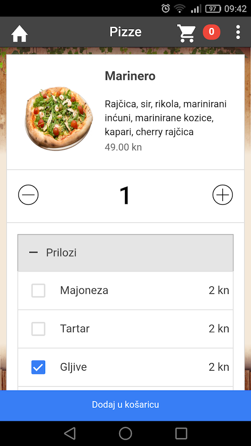 Pizza Roko- screenshot