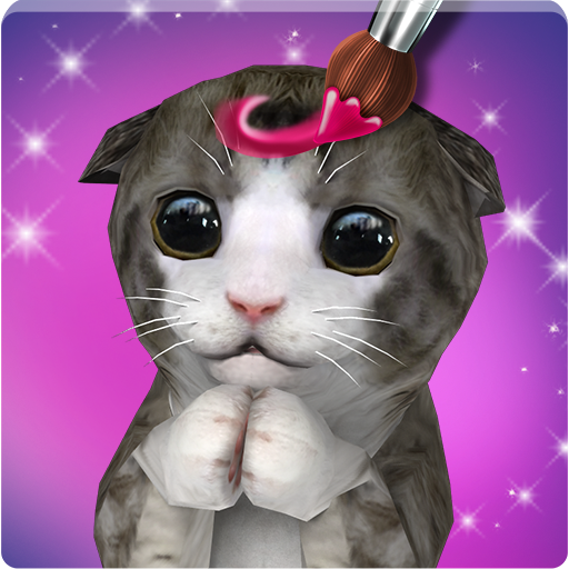 Paint My Cat: Color and Play