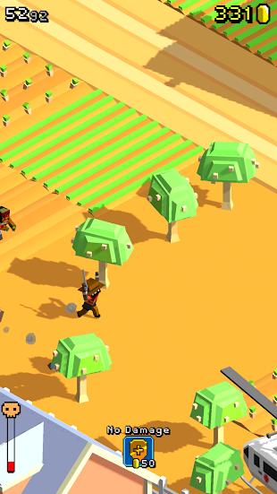 Blocky Zombies- screenshot thumbnail
