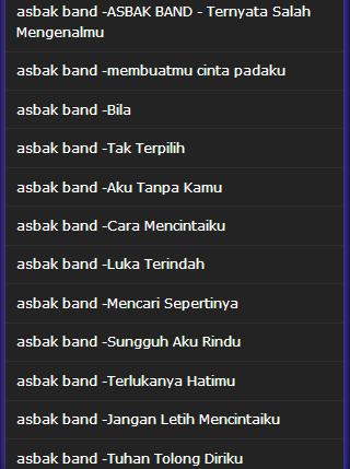 Download lagu mp3 tak terpilih terbaru.