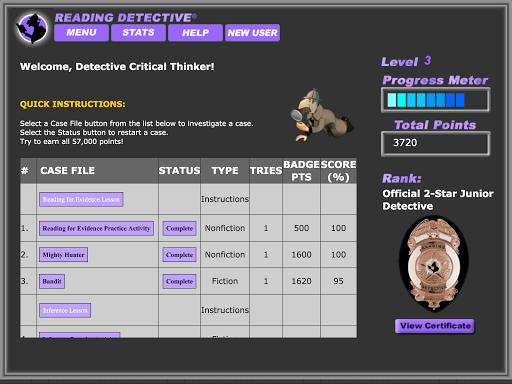 Reading Detective® Beginning image | 3