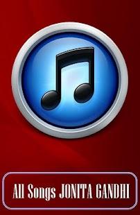 All Songs JONITA GANDHI - náhled