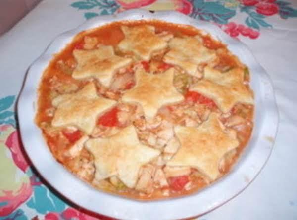 Mediterranean Pot Pie
