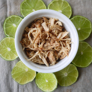 Key Lime Pie Slow Cooker Pulled Chicken