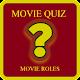 Movie quiz - Movie roles (game)