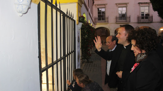 Las Cruces de Mayo abren sus puertas