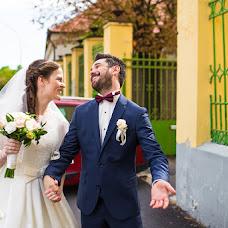 Bryllupsfotograf Nagy Dávid (nagydavid). Foto fra 23.12.2017