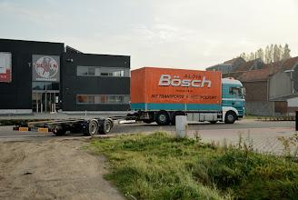 Photo: © ervanofoto 24-10-2012 Ziezo, de klus is geklaard. Nu terug naar Oostenrijk. Goede reis en tot over enkele dagen met de volgende levering.