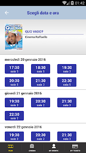 Webtic Raffaello Cinema - náhled