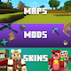 Skins, Mods, Maps for Minecraft PE APK