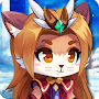 Sword Cat Online - Anime Cat MMO Action RPG APK icon