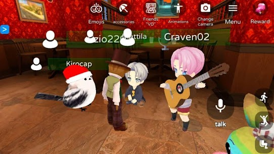 Virtual Droid 2 7