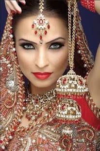 Indian Wedding Makeup Screenshot Thumbnail