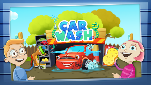 Car Wash Salon Game  screenshots 1
