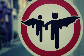 Photo: Batman and Robin