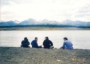 Photo: 1999 - PN Los Glaciares -Campamento anual, Postas