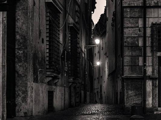 Roma black and white di veronica_dibia