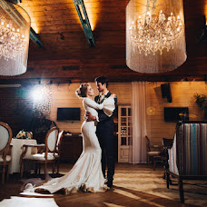 Wedding photographer Aleksandr Zotov (aleksandrzotov). Photo of 30.10.2017